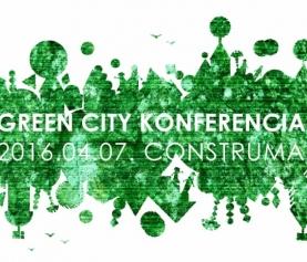 """Green City Konferencia ZIFFA és a TOP """"Zöld város"""""""