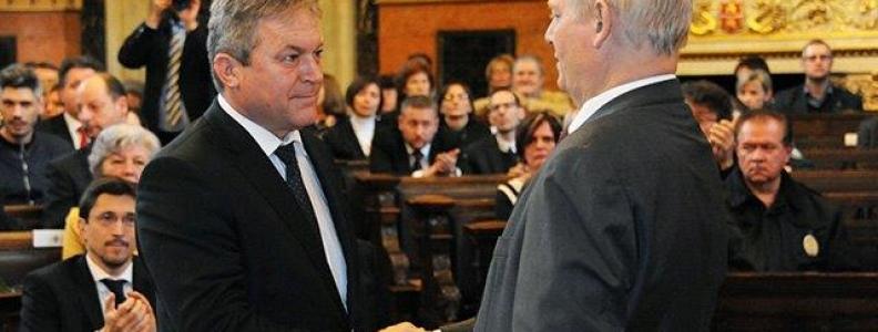 """Interjú Szabó Józseffel a 2016. évi """"Budapestért""""-díj egyik kitüntetettjével"""