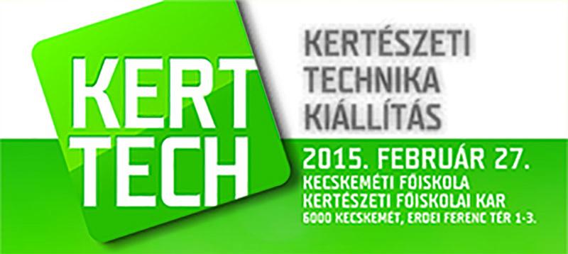 Kertészeti Technikai kiállítás